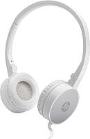 Наушники-гарнитура HP Stereo Headset H2800 (2AP95AA) (белый/серебристый) -