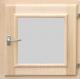 Окно для бани СаунаОпт 45x45 -