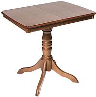 Обеденный стол ТехКомПро Эдельвейс МП (дуб/тон 6) -