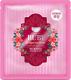 Маска для лица гидрогелевая Koelf Рубин и роза (30г) -