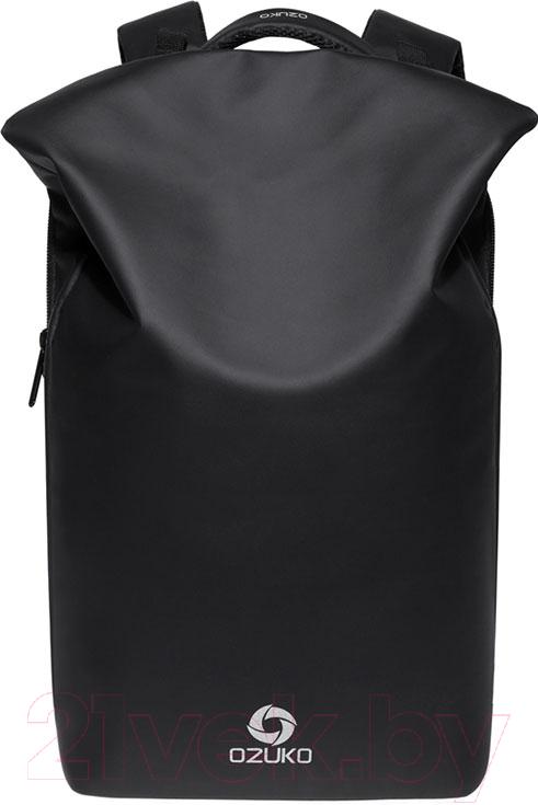 Купить Рюкзак Ozuko, 8961 15.6 (черный), Китай, полиэстер