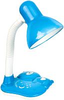Настольная лампа Camelion KD-394 C13 / 13384 (голубой) -