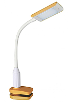 Настольная лампа Camelion KD-789 C37 / 12482 (оранжевый/белый) -