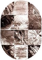 Ковер Merinos Diamond Овал 22134-070 (1.6x2.3) -