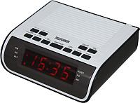 Радиочасы Telefunken TF-1591 (белый) -