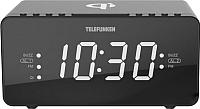 Радиочасы Telefunken TF-1594U (черный) -