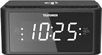 Радиочасы Telefunken TF-1595U (черный) -