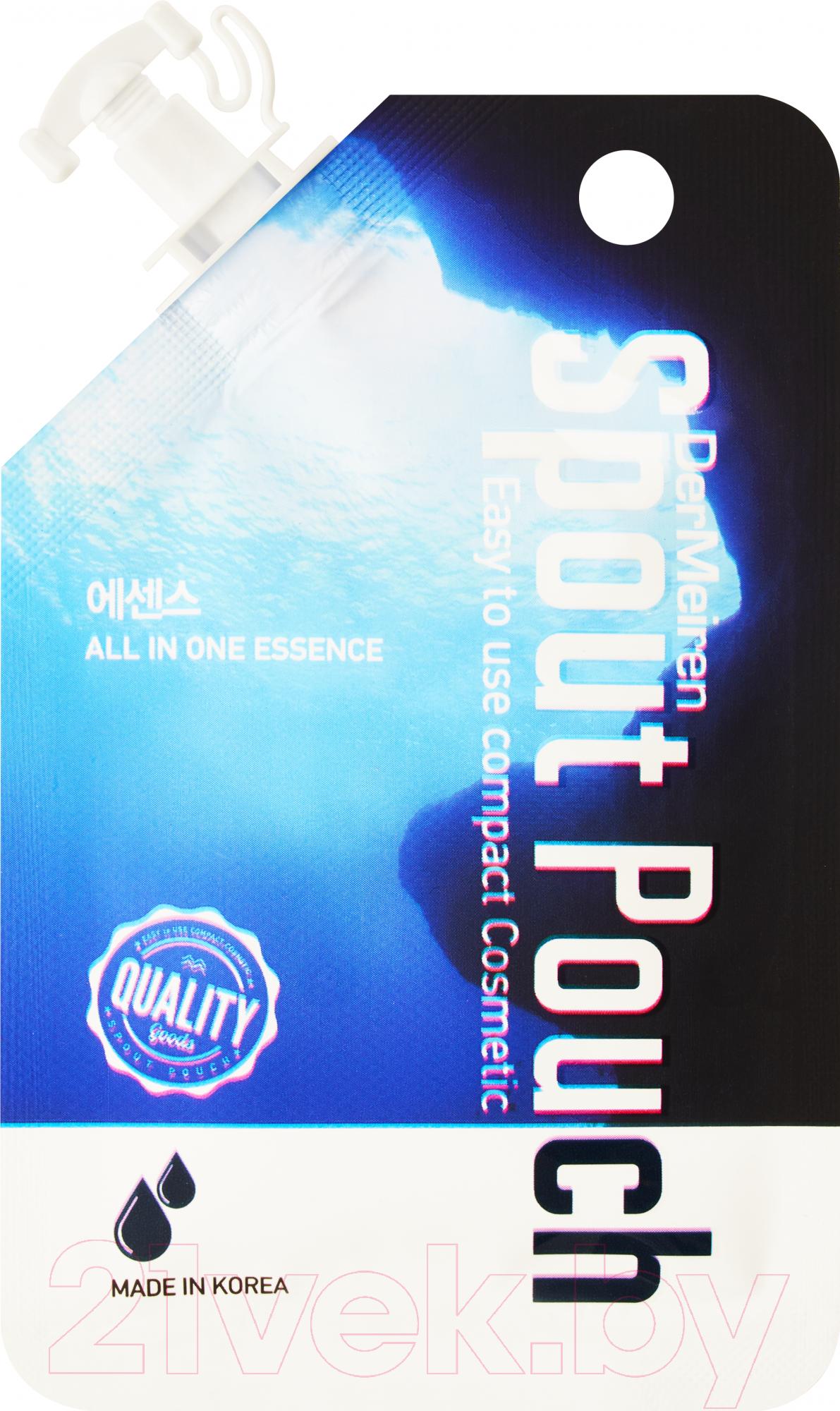 Купить Сыворотка для лица DerMeiren, Super Aqua All In One Essence (15г), Южная корея
