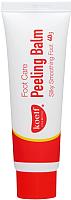 Средство для ухода за ногами Koelf Бальзам-пилинг против огрубевших участков кожи (40г) -