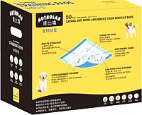 Одноразовая пеленка для животных Allfordogs 01128 (33x45см, 100шт) -