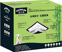 Одноразовая пеленка для животных Allfordogs 01124 (33x45см, 100шт) -