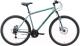 Велосипед Black One Onix 29 D Alloy (20, серый/зеленый/черный) -