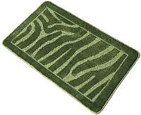 Коврик для ванной Shahintex РР 50x80 (зеленый) -