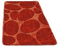 Коврик для ванной Shahintex РР 50x80 (красный) -