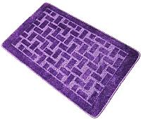 Коврик для ванной Shahintex РР 60x100 (фиолетовый) -