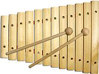 Музыкальная игрушка Играй с умом Ксилофон / Д-461 -