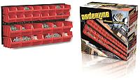 Стенд для инструмента Prosperplast Orderline NTBNP3-R444 (красный) -