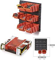 Стенд для инструмента Prosperplast Orderline NTBNP5-R395 (красный) -