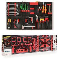 Стенд для инструмента Prosperplast Toolboard NTB1-R444 (красный) -