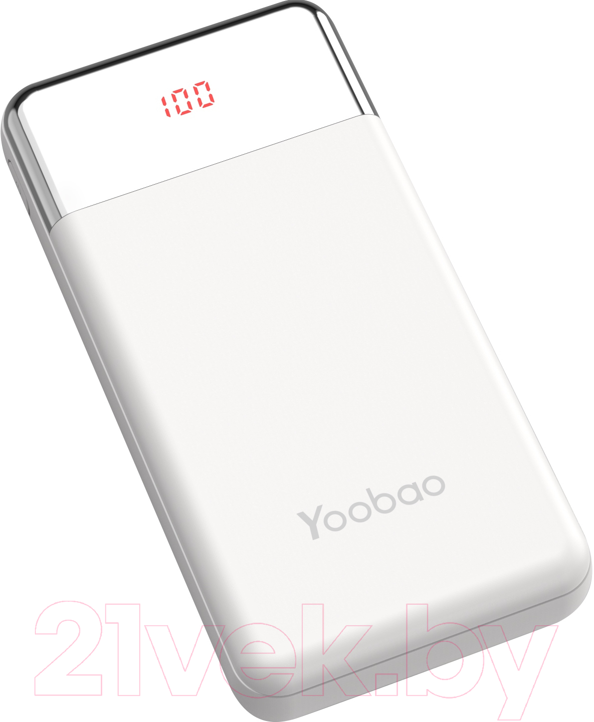 Купить Портативное зарядное устройство Yoobao, Power Bank PD 30W (белый), Китай