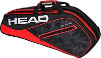 Сумка теннисная Head Team 3R Pro BKRD / 283138 (черный/красный) -