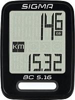 Велокомпьютер Sigma BC 5.16 / 05160 -