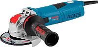 Профессиональная угловая шлифмашина Bosch GWS 13-125 S X-LOCK (0.601.7B6.002) -