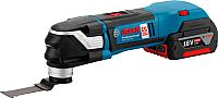 Профессиональный мультиинструмент Bosch GOP 18V-28 (0.601.8B6.003) -