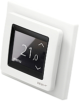 Терморегулятор для теплого пола Devi DEVIreg Touch (полярный) -
