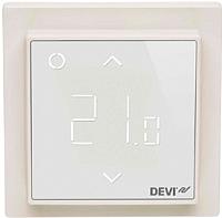 Терморегулятор для теплого пола Devi DEVIreg Smart с Wi-Fi (белый) -