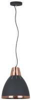 Потолочный светильник Camelion PL-426M C62 / 13032 (черный+медь) -