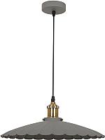 Потолочный светильник Camelion PL-427L C65 / 13045 (серый+бронза) -