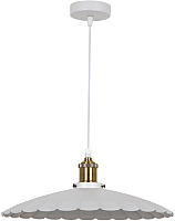 Потолочный светильник Camelion PL-427L C66 / 13046 (белый+бронза) -