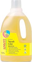 Гель для стирки Sonett Мята и лимон для цветных тканей (1.5л) -