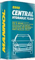 Жидкость гидравлическая Mannol Central Hydraulik Fluid CHF / MN8990-1ME (1л) -