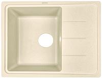 Мойка кухонная ZorG Torino 62 (натуральный воск) -
