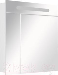 Шкаф с зеркалом для ванной Roca Victoria Nord ZRU9000033 - общий вид