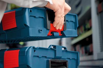 Ящик для инструментов Bosch LS-BOXX 306 Professional (1.600.A00.1RU) - в работе