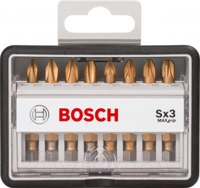 Набор оснастки Bosch 2.607.002.572 - вид спереди