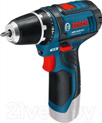 Профессиональная дрель-шуруповерт Bosch GSR 10.8-2-LI Professional (0.601.868.101) - общий вид