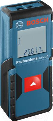 Лазерный дальномер Bosch GLM 30 Professional (0.601.072.500) - общий вид