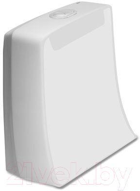 Сливной бачок Roca Khroma А341650000 (белый)