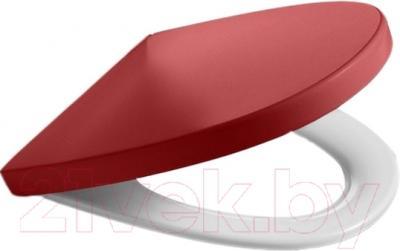 Сиденье для унитаза Roca Khroma А801652F3T (красное)