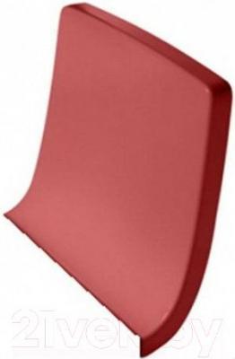 Спинка для унитаза Roca Khroma А80165AF3T (красная)