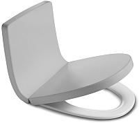 Спинка для унитаза Roca Khroma А80165AF2T (серый) -