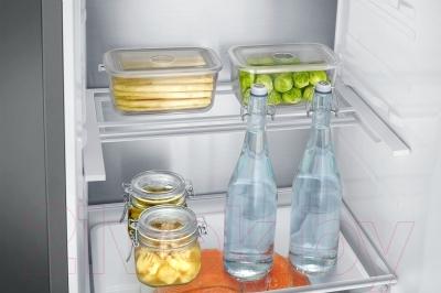 Холодильник с морозильником Samsung RB37J5441SA/WT