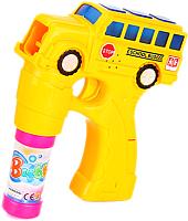 Набор мыльных пузырей Play Smart Пистолет для мыльных пузырей / DR3005 -