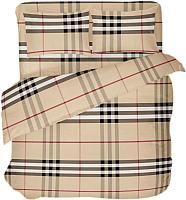 Комплект постельного белья Samsara Клетка Burberry 220-12 -