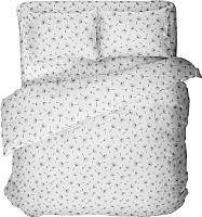 Комплект постельного белья Samsara Одуванчики White 220-23 -
