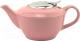 Заварочный чайник Viking JH10481-A7 (розовый) -